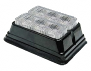 Flash Blitz Auto 6 LED-uri 24V - 12 tipuri de flash