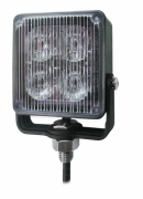 Flash auto LED cu montare pe brat metalic -12/24V si 18 tipuri de flash