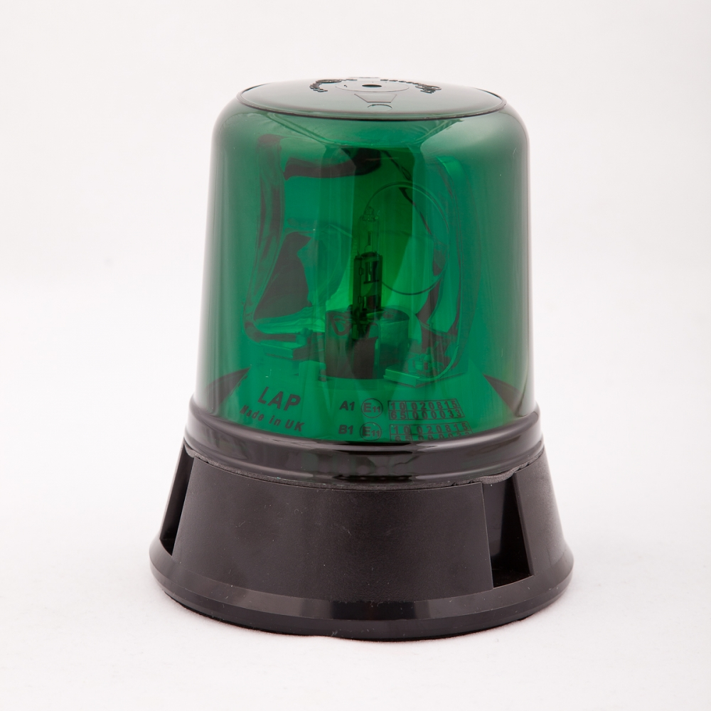 girofar verde